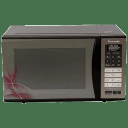 Panasonic 23 Litres Convection Microwave Oven (360 Degree Heat Wrap, NN-CT36HBFDG, Black Mirror)_1