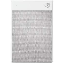 Seagate Backup Plus Ultra Touch 1TB USB 3.0 Hard Disk Drive (AES-256 Encryption, STHH1000402, White)_1