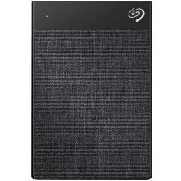 Seagate Backup Plus Ultra Touch 2TB USB 3.0 Hard Disk Drive (AES-256 Encryption, STHH2000400, Black)_1