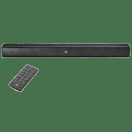 JBL Bar Studio 2.0 Channel 30 Watts SoundBar (Dual Bass Port Design, K951387, Black)_1