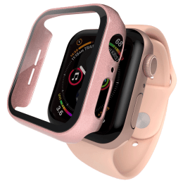 Hyphen Screen Guard For Apple Watch Series SE/4/5/6 (HAW-RG408912, Rose Gold)_1