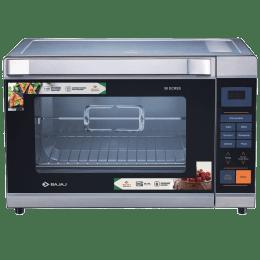 Bajaj 50 Litres OTG (Cool Door Touch Handle, 50 DCRSS, Steel)_1