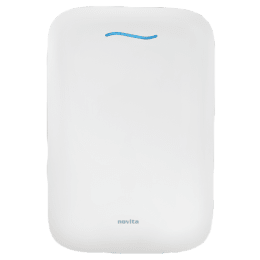 Novita 5-Step Purification Technology Air Purifier (Frictionless DC Brushless Motor System, NAP 606, White)_1