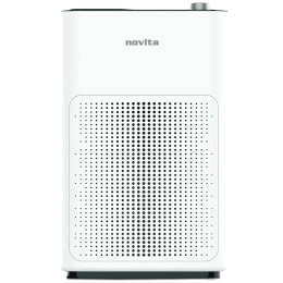 Novita 4-Step Purification Technology Air Purifier (Granular Activated Carbon Filter, NAP200, White)_1