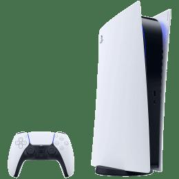 Sony Playstation 5 Digital Edition 825GB SSD (CFI-1008B01R, White)_1