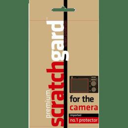 Scratchgard Camera Screen Guard For 6.3cm LCD Screen Digital Camera (3 inch LCD, Clear)_1