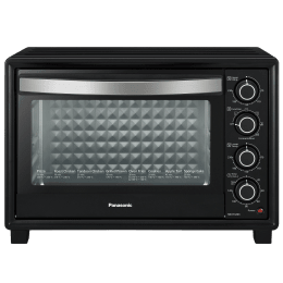 Panasonic 32 Litres OTG (Fermentation Function, NB-3203KSM, Black)_1