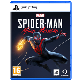Sony Marvel's Spider-Man: Miles Morales For PS5 (Action-Adventure Games, Standard Edition, PPSA-01341)_1