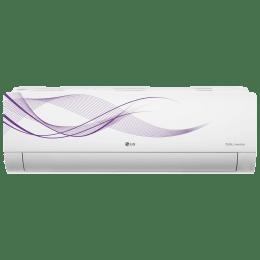 LG 1.5 Ton 5 Star Inverter Split AC (Air Purification Function, Copper Condenser, MS-Q18WNZA, White)_1