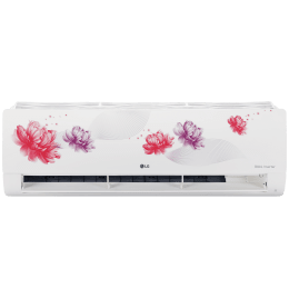 LG 1.5 Ton 5 Star Inverter Split AC (Air Purification Function, Copper Condenser, MS-Q18FNZD, White)_1