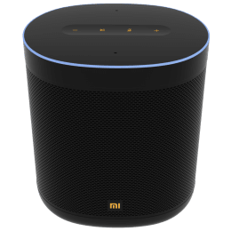 Xiaomi 12 Watts Google Assistant Smart Speaker (Smart Wi-Fi Speaker, QBH4202IN, Black)_1