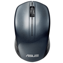 Asus WT200 Wireless Optical Mouse (2.4 GHz Communication Technology, 90XB03Q0-BMU010, Blue)_1