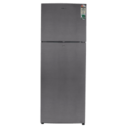 Croma 310 Litres 2 Star Frost Free Double Door Refrigerator (Quick Chill Technology, CRAR2403, Silver)_1