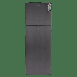 Croma 347 L 2 Star Frost Free Double Door Refrigerator (CRAR2404, Silver)_1