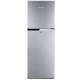Voltas Beko 251 Litres 2 Star Frost Free Inverter Double Door Refrigerator (Neo Frost Dual Cooling Technology, RFF2753XICF, Brushed Silver)_1