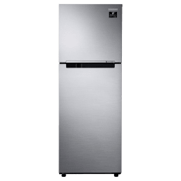 Samsung 253 Litres 2 Star Frost Free Digital Inverter Double Door Refrigerator (Stabilizer Free Operation, RT28T3042S8/NL, Elegant Inox)_1