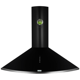 Faber Tender 3D T2S2 Max 1295 m³/hr 90cm Wall Mount Chimney (Push Button Control, 320.0627.215, Black)_1