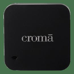 Croma Smart Wi-Fi Infrared Remote Control (CRCP1006, Black)_1