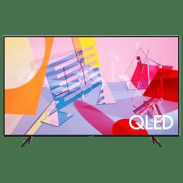 Samsung Series 6 108cm (43 Inch) 4K Ultra HD QLED Smart TV (Built-in Alexa & Google Assistant, QA43Q60TAKXXL, Black)_1