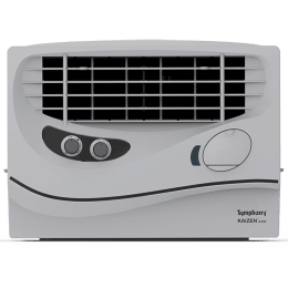 Symphony Kaizen 122 DB 22 Litres Room Air Cooler (Cool Flow Dispenser, ACOPE364, Grey)_1