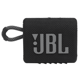 JBL Go 3 4.2 Watts Portable Bluetooth Speaker (JBL Pro Sound, JBLGO3BLK, Black)_1