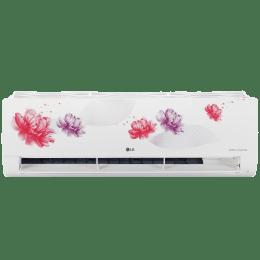 LG 1.5 Ton 5 Star Inverter Split AC (Air Purification Function, Copper Condenser, MS-Q18FNZD, White)_1