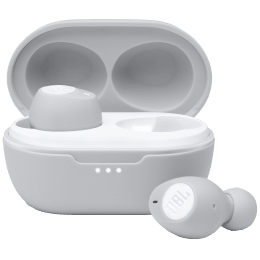 JBL Tune In-Ear Truly Wireless Earbuds with Mic (Bluetooth 5.0, Voice Assistant, T115 TWS, White)_1