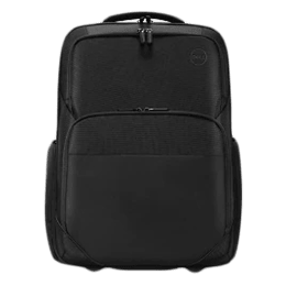 Dell Roller Polyester Backpack for 15 Inch Laptop (Travel Trolley Combination, 460-BDBH, Black)_1