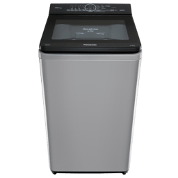 Panasonic 6.5 Kg 5 Star Fully Automatic Top Load Washing Machine (Aqua Spin Rinse, NA-F65A9MRB, Middle Grey)_1