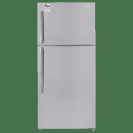 Croma 541 L 2 Star Inverter Multi Air Flow Double Door Refrigerator (CRAR2525, Silver)_1
