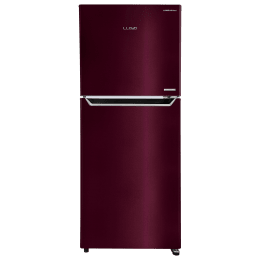 Lloyd Frost Free 276 Litres 2 Star Frost Free Inverter Technology Double Door Refrigerator (GLFF282AMWT1PB, Metallic Wine)_1