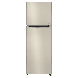 Lloyd Frost Free 340 Litres 3 Star Frost Free Inverter Technology Double Door Refrigerator (GLFF343ADST1PB, Dark Steel)_1
