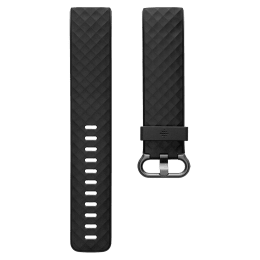 Fitbit Charge 3 Large Band (FB168ABBKL, Black)_1
