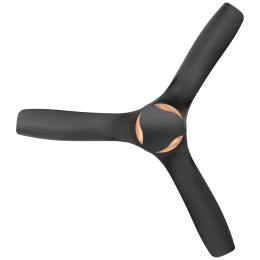 Havells Stealth Air Cruise 132cm Sweep 3 Blade Ceiling Fan (Inverter Compatibility, FHCSBSTMBK52, Stealth Cruise Metallic Black)_1