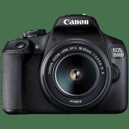 Canon EOS 1500D 24.1MP DSLR Camera (18-55mm Lens, NFC Connection, 2729C008AA, Black)_1