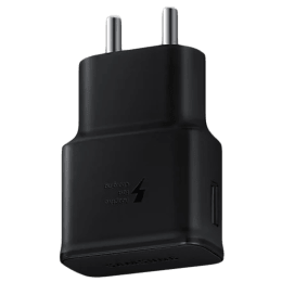 Samsung 15W/2A 1-Port USB Type-A Wall Charging Adapter (QC Fast Charging, EP-TA200NBEGIN, Black)_1