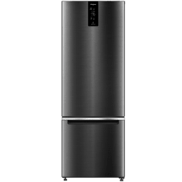 Whirlpool 325 Litres 3 Star Frost Free Double Door Bottom Mount Refrigerator (Convertible 10 in 1 Modes, IFPRO BM INV CNV, Steel Onyx)_1