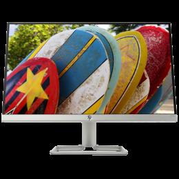 HP 22fw 54.6cm (21.5 Inches) Full HD IPS Screen Monitor (AMD Radeon FreeSync Technology, 3KS61AA, White/Silver)_1