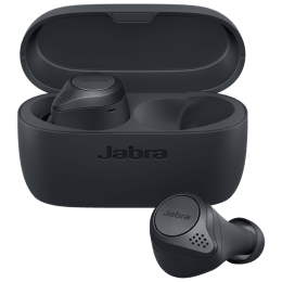 Jabra Elite Active 75t In-Ear Truly Wireless Earbuds with Mic (Bluetooth 5.0, Wind Noise Protection, Grey)_1