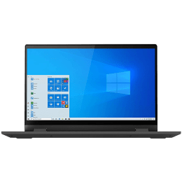 Lenovo IdeaPad Flex 5 14ITL05 (82HS0090IN) Core i3 11th Gen Windows 10 Home 2-in-1 Laptop (8GB RAM, 512GB SSD, Intel UHD Graphics, MS Office, 35.56cm, Graphite Grey)_1