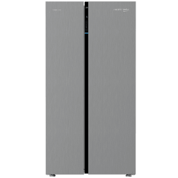 Voltas Beko 640 Litres Frost Free ProSmart Inverter Side-by-Side Refrigerator (Neo Frost Dual Cooling, RSB665XPRF, Inox)_1