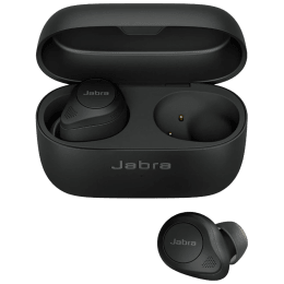 Jabra Elite 85t In-Ear Truly Wireless Earbuds with Mic (Bluetooth 5.1, Adjustable Sound, 100-99190001-40, Black)_1