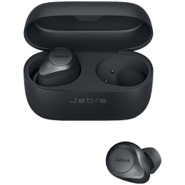Jabra Elite 85t In-Ear Truly Wireless Earbuds with Mic (Bluetooth 5.1, Adjustable Sound, 100-99190003-40, Grey)_1