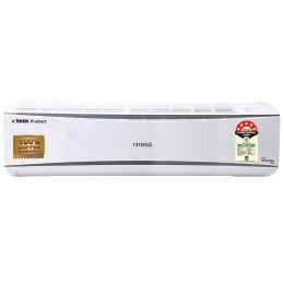 Croma 1 Ton 5 Star Inverter Split AC (Copper Condenser, CRAC7704, White)_1