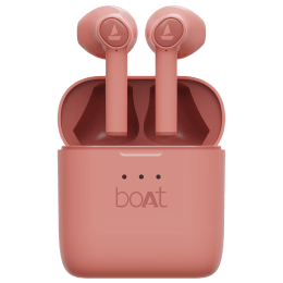 boAt Airdopes 138 In-Ear Truly Wireless Earbuds with Mic (Bluetooth 5.0, Voice Assistant Supported, Cherry)_1