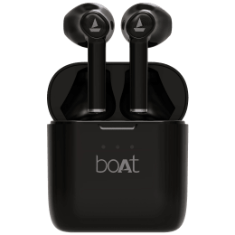 boAt Airdopes 138 In-Ear Truly Wireless Earbuds with Mic (Bluetooth 5.0, Voice Assistant Supported, Black)_1