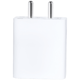 Xiaomi Mi SonicCharge 2.0 33 Watts/3 Amps 1-Port USB Wall Charging Adapter with Cable (Quick Charge 3.0, BHR4845IN, White)_1