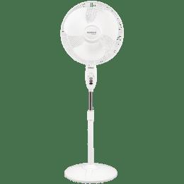 Havells Sprint 16 HS 40cm Sweep 3 Blade Pedestal Fan (Thermal Overload Protector, FHSSPHSWHT16, White)_1