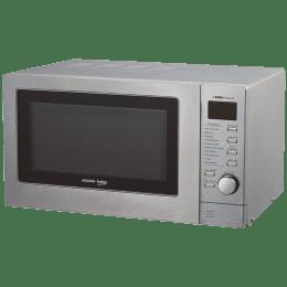 Voltas Beko 20 Litres Convection Microwave Oven (Digital Timer, MC20SD, Silver)_1