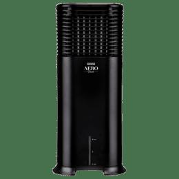Usha Aerosmart 20 20 Litres Personal Air Cooler (Water Level Indicator, 20ATP1E, Black)_1
